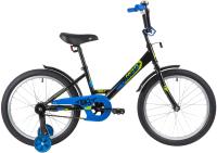 Детский велосипед Novatrack Twist 201TWIST.BK20 -