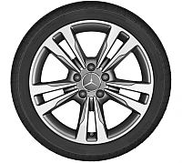 Литой диск Mercedes-Benz A22240114027X21 -