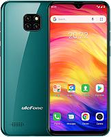 Смартфон Ulefone S11 (зеленый) -