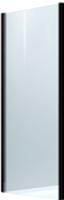 Душевая стенка RGW Z-24-B / 32222408-14 (80x185, прозрачное стекло/профиль черный) -