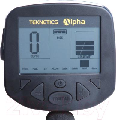 Металлоискатель Teknetics Alpha 11DD-SKD