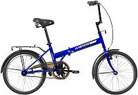 Велосипед Novatrack TG-30 20NFTG301V.BL20 -