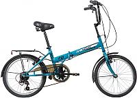 Велосипед Novatrack TG 20NFTG306SV.BL20 -