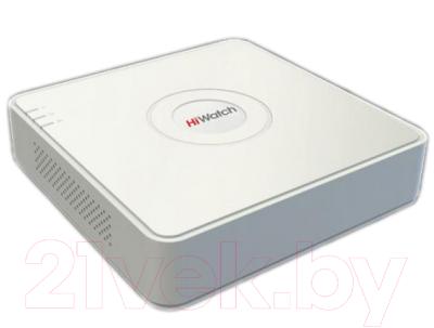 Видеорегистратор наблюдения HiWatch DS-H204QA