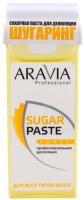 Паста для шугаринга Aravia Professional медовая в картридже (150г) -
