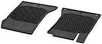 Комплект ковриков для авто Mercedes-Benz A17668050019G33 (2шт, передние) -
