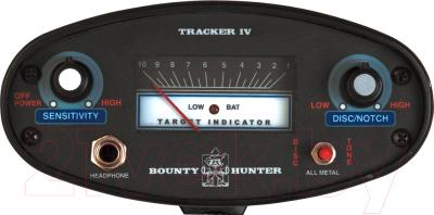 Металлоискатель Bounty Hunter Tracker IV / TK4
