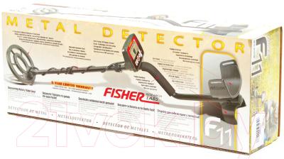 Металлоискатель Fisher Labs F11-11DD