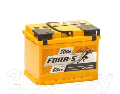 Автомобильный аккумулятор Fora-S L+