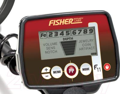 Металлоискатель Fisher Labs F11