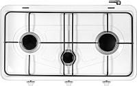 Газовая настольная плита Zorg Technology O 300 (белый) -