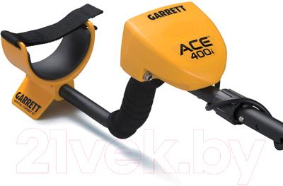 Металлоискатель Garrett ACE 400i Rus / 1141960 (комплект)