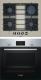 Комплект встраиваемой техники Bosch HBF134ER0R + PPP6A8B91R -