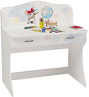 Письменный стол ABC-King Molly / ML-1017 (белый) -