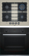 Комплект встраиваемой техники Bosch HBF234EB0R + PPP6A8B91R -