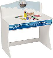 Письменный стол ABC-King Ocean / OC-1017 (голубой) -