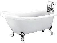 Ванна акриловая BelBagno BB20-1700 -