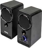 Мультимедиа акустика Dialog AST-22UP (черный) -