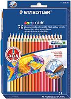 Набор акварельных карандашей Staedtler 144 10ND36 -