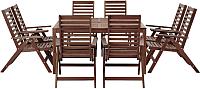 Комплект садовой мебели Ikea Эпларо 192.898.12 -
