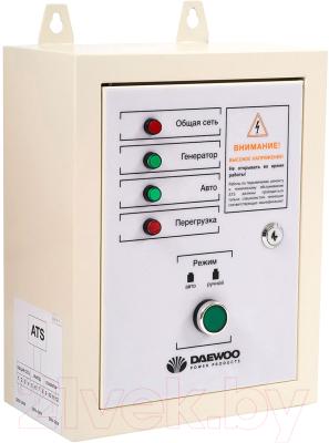 Блок автоматики для генератора Daewoo Power ATS15-DDAE DXE