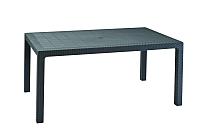 Стол пластиковый Keter Melody / 230668 (графит) -