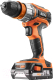 Профессиональная дрель-шуруповерт AEG Powertools BS 18 C2X LI-202C (4935459423) -