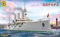 Сборная модель Моделист Крейсер Аврора 1:400 / 140002 -