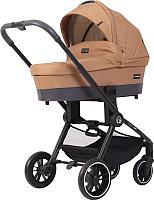 Детская универсальная коляска Rant Flex 3 в 1 / RA063 (бежевый) -