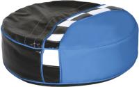 Пуфик ABC-King Formula / ADV-00-FR-191 (черный/синий) -