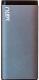 Портативное зарядное устройство Miru Li Pol 3004 10000mAh (жемчужный серый) -
