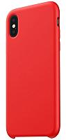 Чехол-накладка Baseus LSR для iPhone XS (красный) -