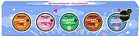 Набор косметики для тела и волос Organic Kitchen Исполнение желаний (5x100мл) -
