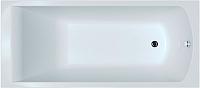 Ванна акриловая Santek Фиджи 170x75 (с каркасом и экраном) -