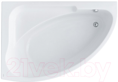 Ванна акриловая Santek Гоа 150x100 L