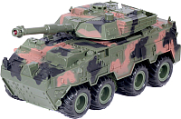Танк игрушечный Ausini KLX700-12A (инерционный) -