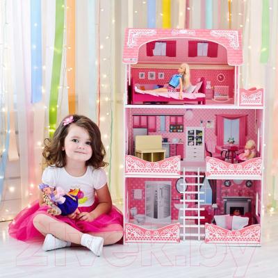 Кукольный домик Paremo Розет Шери / PD318-08