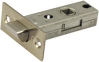 Защелка врезная VELA UL5400 (матовый никель/бронза) -