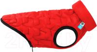 Куртка для животных AiryVest UNI 2533 (S, красный/черный) -
