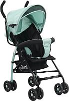 Детская прогулочная коляска INDIGO Bono (мятный) -
