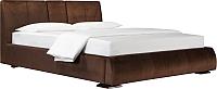 Двуспальная кровать ДеньНочь Барри K04 KR00-09 160x200 (KN06/KN06) -