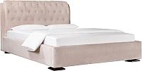 Двуспальная кровать ДеньНочь Верона K04 KR00-08 160x200 (PR02/PR02) -