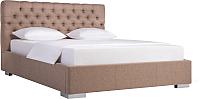 Двуспальная кровать ДеньНочь Дарина К03 KR00-13еС 160x200 (MN03/MN03) -
