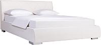 Двуспальная кровать ДеньНочь Дейтон К04 KR00-11C 160x200 (SF17/SF17) -