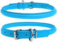 Ошейник Collar Waudog Glamour 35052 (голубой) -