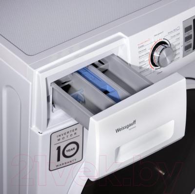 Стирально-сушильная машина Weissgauff WMD 4748 DC Inverter