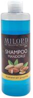 Шампунь для животных Milord Миндаль с пантенолом и маслом миндального ореха / М3582 (300мл) -