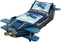 Стилизованная кровать детская KidKraft Самолет / 76277 KE -