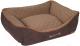 Лежанка для животных Scruffs Thermal Box Bed / 677250 (коричневый) -