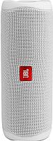 Портативная колонка JBL Flip 5 (белый) -